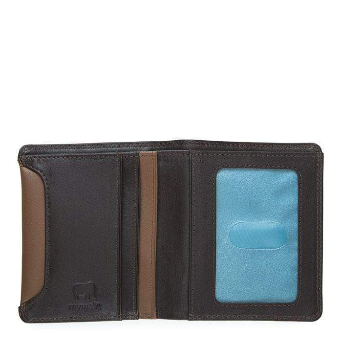 Mywait Greenwich Standard Wallet - Brown