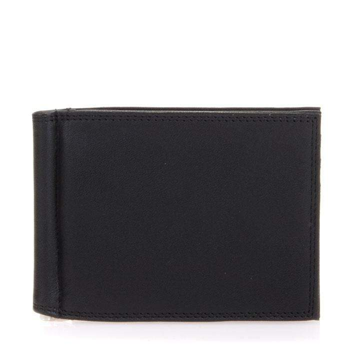Mywait Money Clip Wallet - Black
