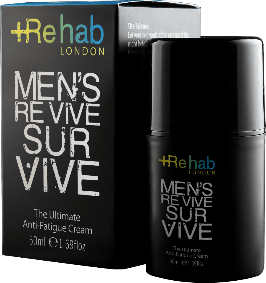 RehabLondon Revive Survive (50ml) - 10 perces csoda, regeneráló krém