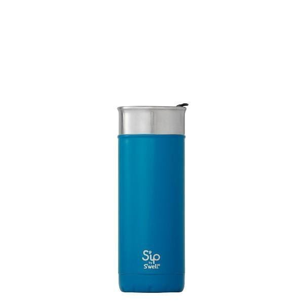 Sip by Swell 16oz/470ml Jersey Blue / Admiral Blue termosz / travel mug