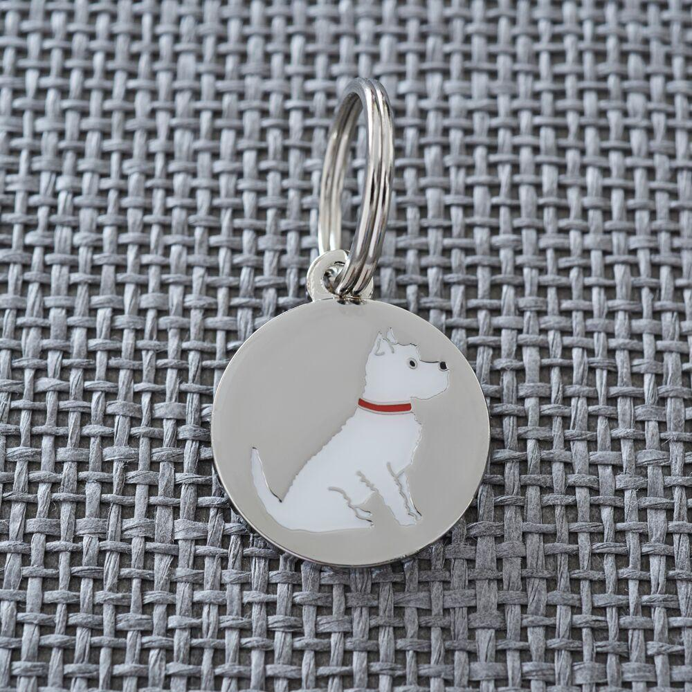 Sweet William Designs Kutybiléta - Westie