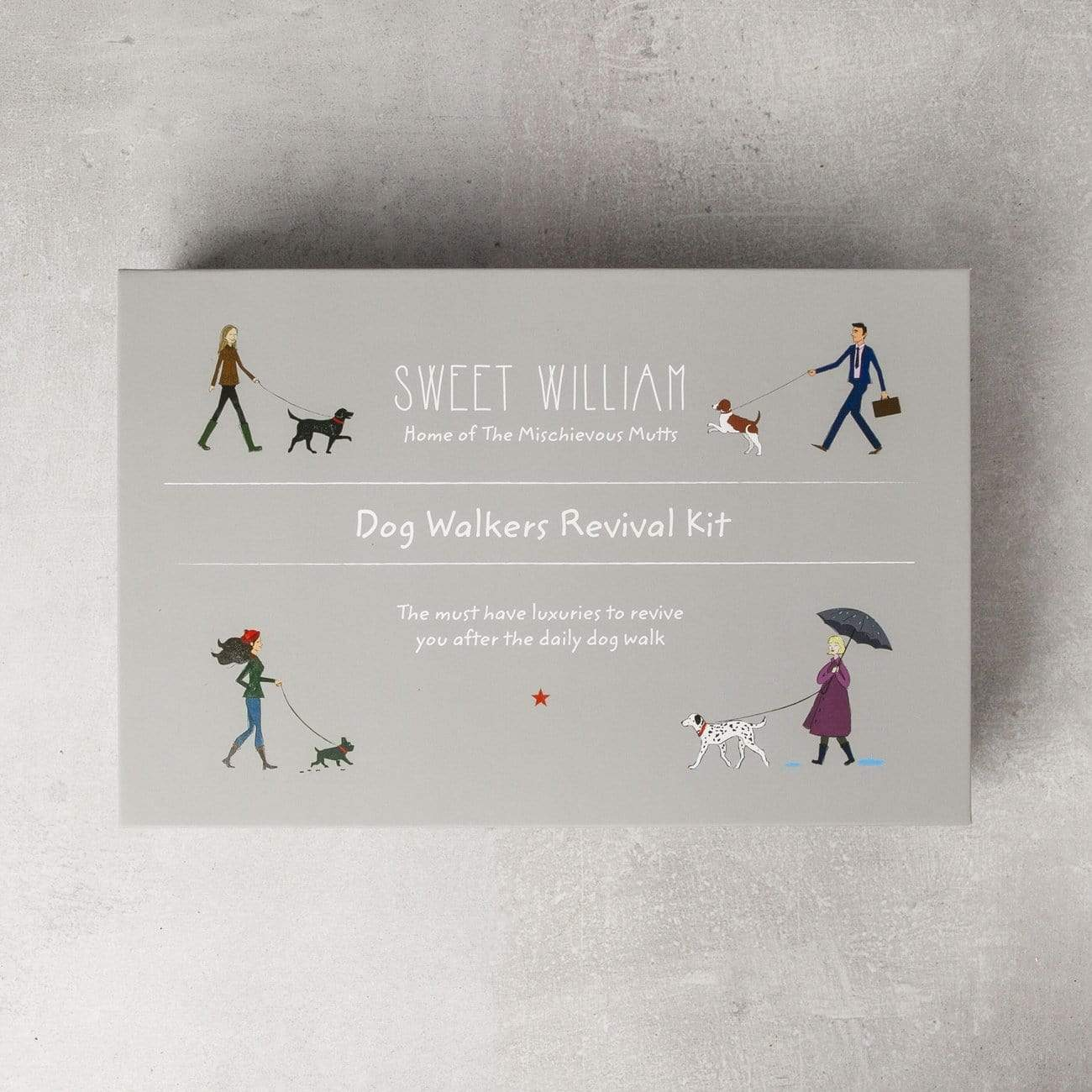 Sweet William Dog Walker - Revival Kit