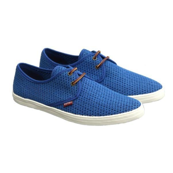 Veras Bilbao Mesh electric blue cipő
