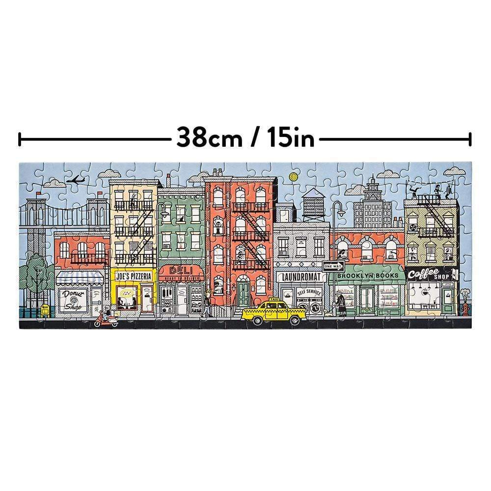 Yes Studio Double Sided Jigsaw NY - puzzle