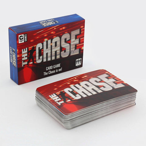 The Chase Challenge Card Game