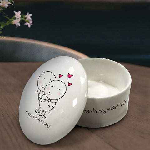 Chilli & Bubbles Valentine's Trinket Box