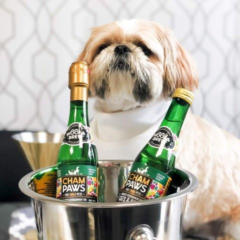 Woof and Brew ChamPaws