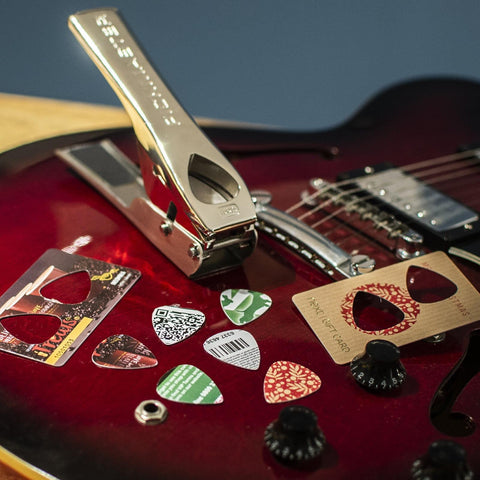 Pickmaster - Plectrum Maker from the Gifts for Him Collection at Urban Gifts