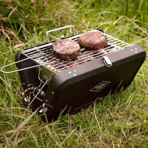 Gentleman's Hardware Portable Barbecue