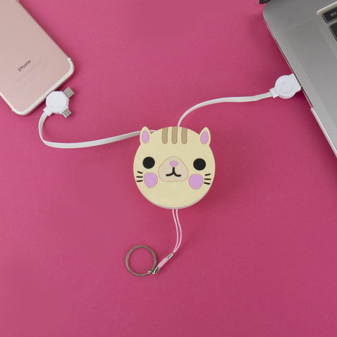 Cat Charger Gadget