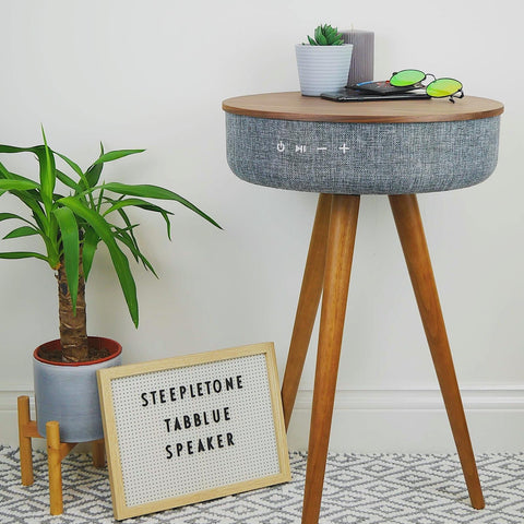Steepletone Tabblue TWS Table Speaker - Gifts for Him