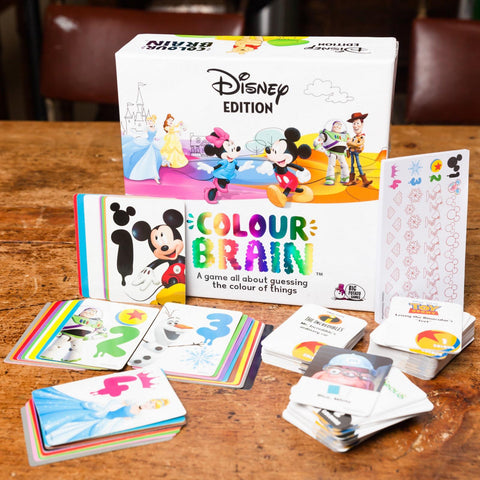 Disney Colour Brain