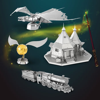 Harry Potter Metal Earth