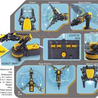 Build Your Own Robot Arm Kit