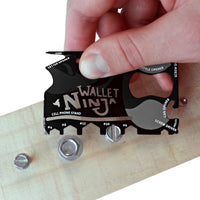 The Wallet Ninja 18-in-1 Multi Tool