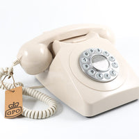GPO 746 Push Button Telephone