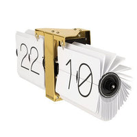 Karlsson Flip Clock No Case White