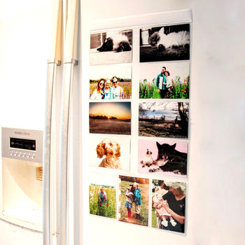 Picture Pockets Magnetic - For 11 Photos
