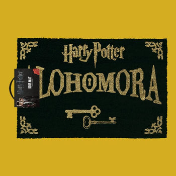 Harry Potter Alohomora Doormat