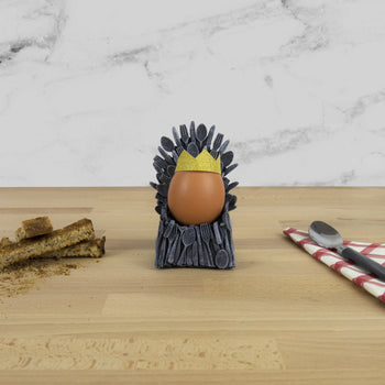 Game Of Thrones Iron Throne Egg Cup