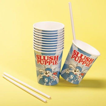 Slush Puppie Paper Cups Set