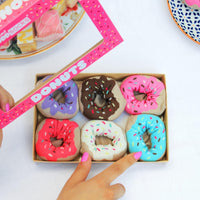 United Oddsocks Donuts Ladies Gift Box
