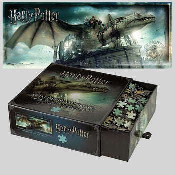 Harry Potter Gringotts Bank Escape Puzzle 1000 pc