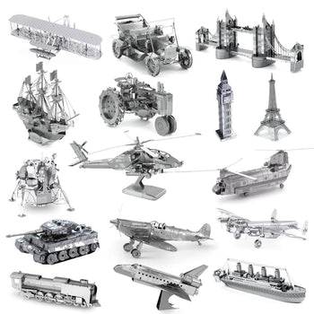 Metal Earth Model Kits
