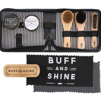 The Dapper Chap Shoe Cleaning Kit