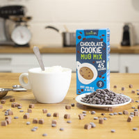 BakedIn 3 Pack Gooey Chocolate Cookie Mix