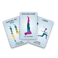 100 Get Fit Exercise Cards