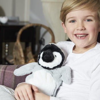 Warmies Heatable Soft Toy Baby Penguin