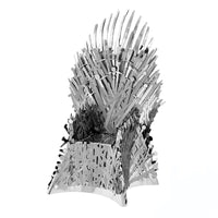 Game of Thrones Metal Earth Iron Throne