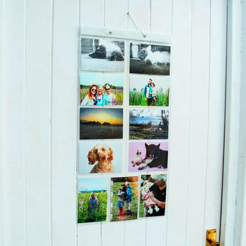 Picture Pockets Medium - For 22 Photos