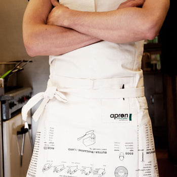 SUCK UK Cooking Guides Apron