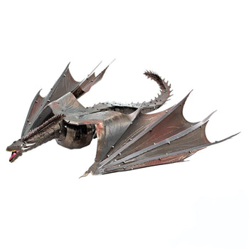 Game of Thrones Metal Earth Drogon