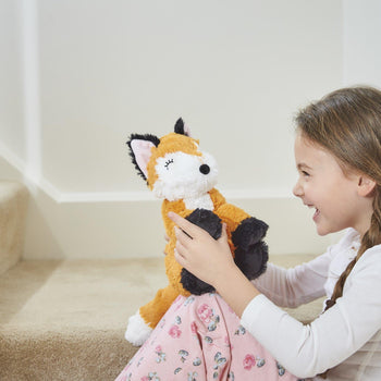 Warmies Heatable Soft Toy Fox