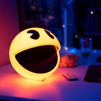 Pac-Man Sound Effect Lamp
