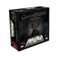 Game of Thrones 4D Puzzle: Westeros