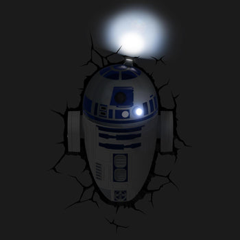 Star Wars R2-D2 3D FX Light