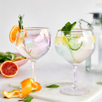Gin Balloon Glass Set of Two