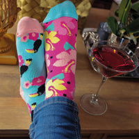 United Oddsocks Tropicool Ladies Gift Box