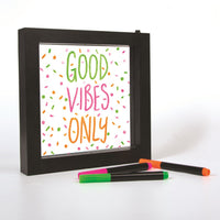 Neon Writing Frame