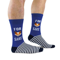 Cockney Spaniel For Fox Sake Mens Socks