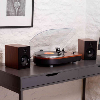 Steepletone Camden Record Turntable