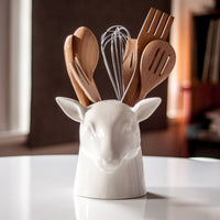 Suck UK Stag Head Utensil Holder