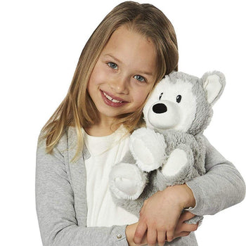 Warmies Heatable Soft Toy Husky