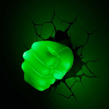 Marvel Hulk Fist 3D FX Light