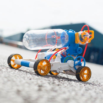 Air Powered Car Kit