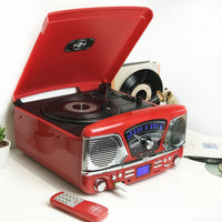 Steepletone Roxy 4 Record Player